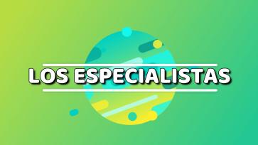 Los especialistas - Logo