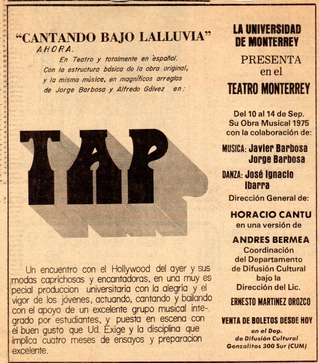 TAP- Desplegado de prensa